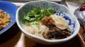 サラダ煮麺